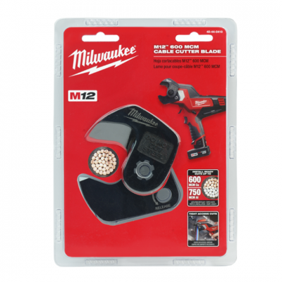 M12™ 600 MCM Cable Cutter Blade
