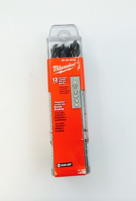 "1/4"" x 4"" High Speed Steel Pilot Bit (12 pack)"