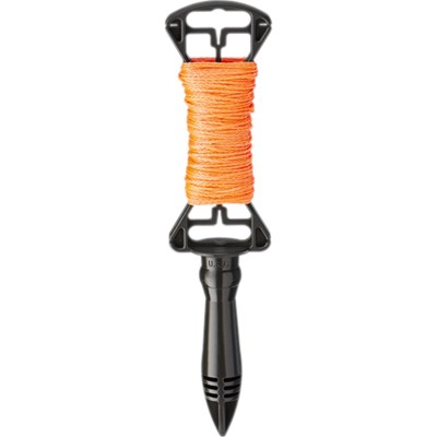 100' Braided Orange Reel