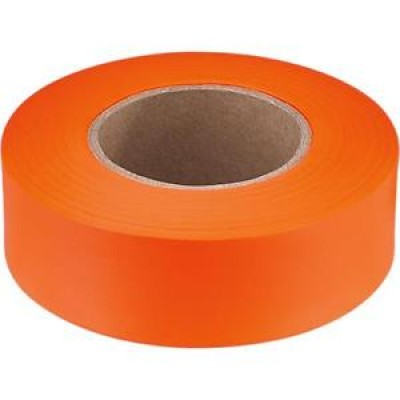 "200"" Orange Flagging Tape"