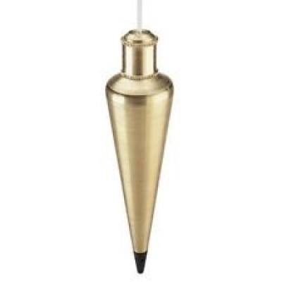 Brass Plumb Bob Replacement Tip