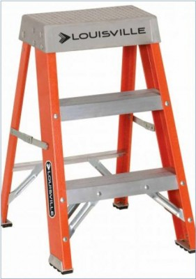 2 ft Fiberglass Industrial Step Stool