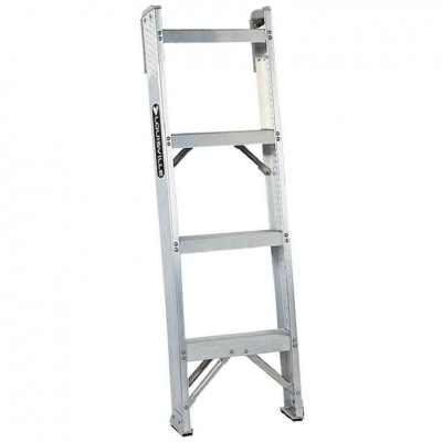 4 ft Aluminum Shelf Extension Ladders