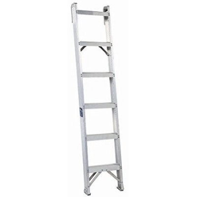 5 ft Aluminum Shelf Extension Ladders