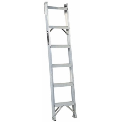 6 ft Aluminum Shelf Extension Ladders