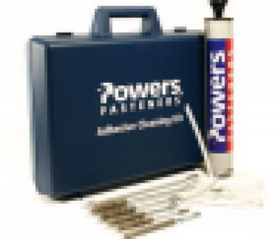 Powers Adhesive Cleaning Kit