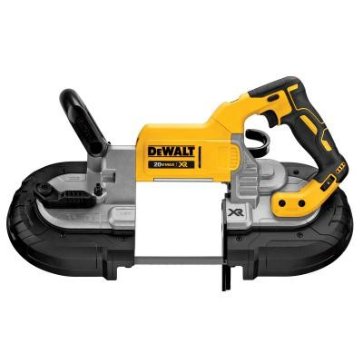 20V MAX* BRUSHLESS DEEP CUT BAND SAW (BARE)