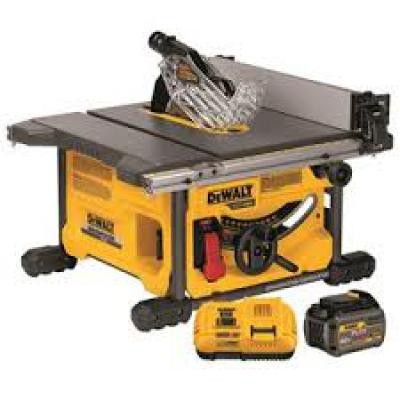 "60V MAX* 8 1/4"" TABLE SAW KIT"
