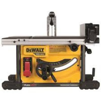 "60V MAX* FLEXVOLT 8 1/4"" TABLE SAW BARE TOOL"