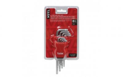 8pc Torx Short L-Type Hex Key Set - 1/pack