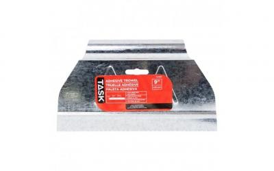 "9"" (1/16"" x 3/64"" x 13/64"") V-Notch Adhesive Spreader"