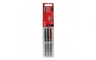 "6pc 2"" Robertson® / Phillips Screwdriver Bit Set - Blister Card"