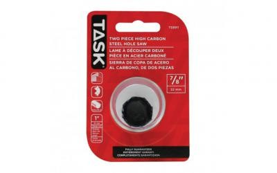"7/8"" Carbon Steel Hole Saw - 1/pack"
