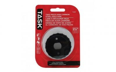 "2-1/8"" Carbon Steel Hole Saw - 1/pack"