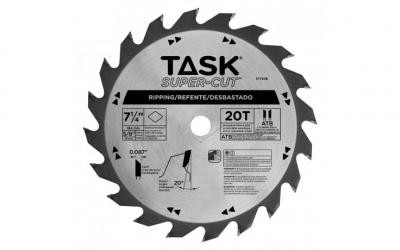 "7-1/4"" 20T ATB Supercut Ripping Blade - Bulk"