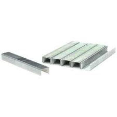 "3/8"" Crown x 5/8"" Leg 18 Gauge Galvanized Staple"