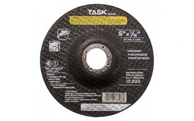 "5"" x 1/16"" 7/8"" Arbor Masonry Depressed Center Wheel - Bulk"