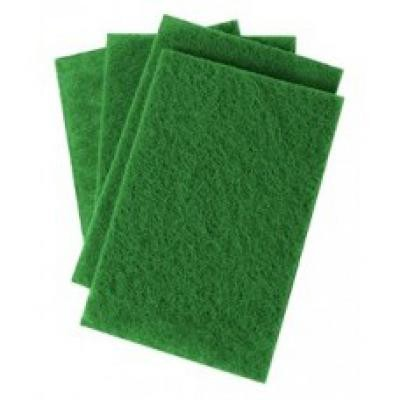 Hand Pad 6x9 Green Hd Medium