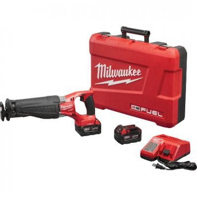M18 FUEL™ SAWZALL® Reciprocating Saw w/ ONE-KEY™ Kit