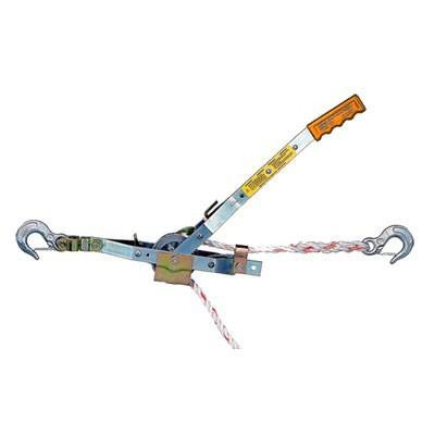 1 Ton Cable Puller - 12' Cable Length - 12' Lift