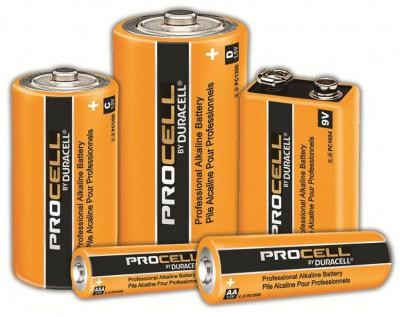 AAA - 24PK - Procell - Batteries For The Professional
