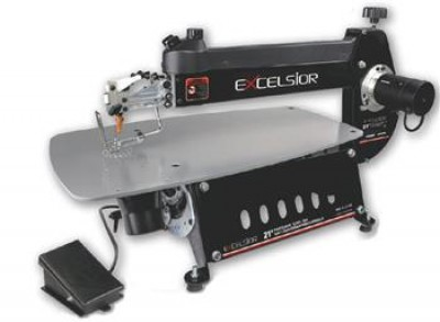"21"" Professional Scroll Saw"