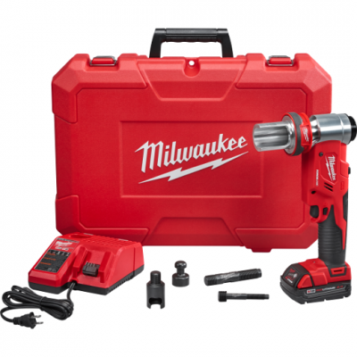 M18™ FORCE LOGIC™ 6T Knockout Tool Kit