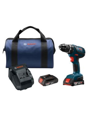 18V Compact Tough™ 1/2 In. Drill/Driver Kit