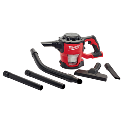 M18™ Cordless Lithium-Ion Compact Vacuum with Extension and Nozzles