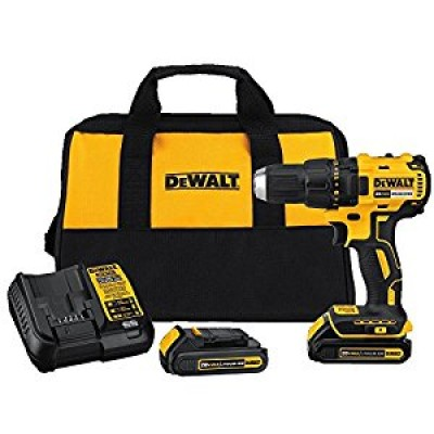 DCD777C2 20V MAX Compact 1/2-in Brushless Drill/Driver