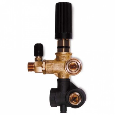 Unloader Valve With Fixed Injector 3650 PSI
