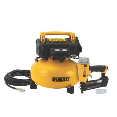 6 Gallon Compressor & Brad Nailer Combo Kit