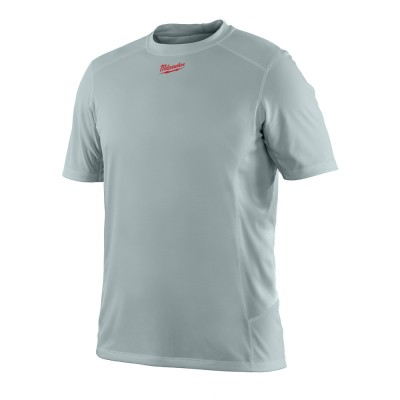 WORKSKIN Light Weight Shirt, Gray - Small