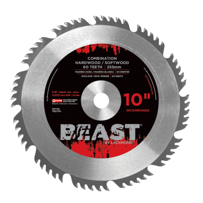 "7-1/4"" Combination Blades - BEAST Series"