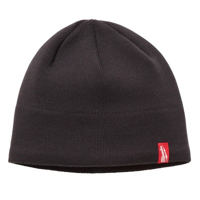 Milwaukee® Fleece Lined Knit Hat - Gray