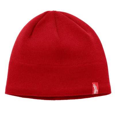 Milwaukee® Fleece Lined Knit Hat - Red