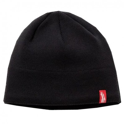 Milwaukee® Fleece Lined Knit Hat - Black