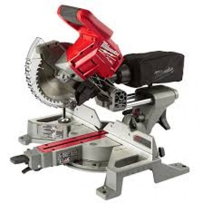 "M18 FUEL™ 7-1/4"" Dual Bevel Sliding Compound Miter Saw"