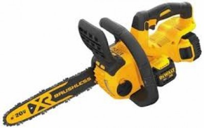 20V MAX* COMPACT CORDLESS CHAINSAW KIT
