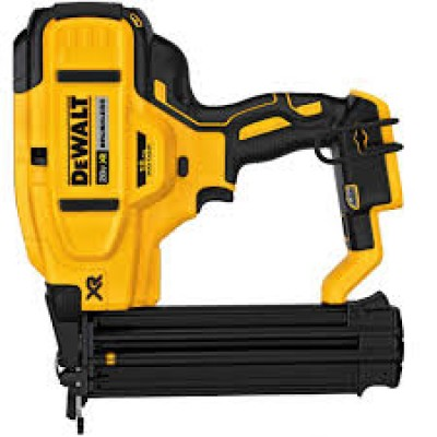 20V MAX* XR® 18 GA CORDLESS BRAD NAILER (TOOL ONLY)