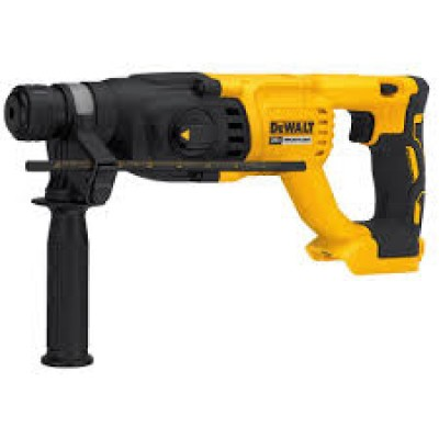 "20V MAX XR BRUSHLESS 1"" D-HANDLE ROTARY HAMMER"