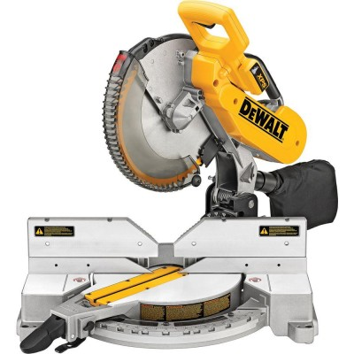"12"" (305MM) DOUBLE BEVEL COMPOUND MITER SAW WITH CUTLINE(TM) BLADE POSITIONING SYSTEM"