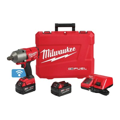 "M18 FUEL w/ ONE-KEY™ High Torque Impact Wrench 3/4"" Friction Ring Kit"