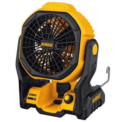11 IN. CORDED/CORDLESS JOBSITE FAN