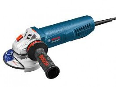4-1/2 In. Angle Grinder with No-Lock-On Paddle Switch