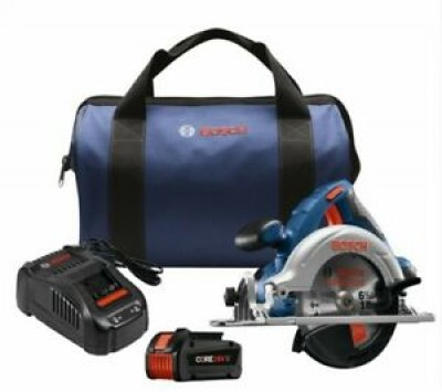 18V 6-1/2 In. Circular Saw Kit with (1) CORE18V 8.0 Ah Performance Battery