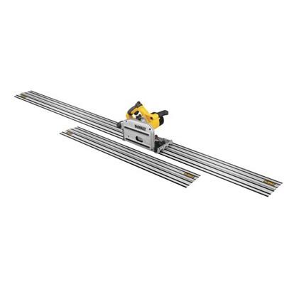 """6-1/2 (165mm) TrackSaw Kit with 59"""" & 102"""" Track"""