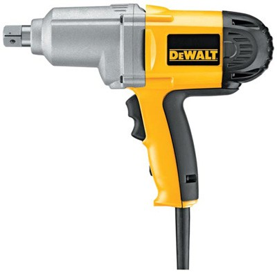 "3/4"" (19mm) Impact Wrench with Detent Pin Anvil"