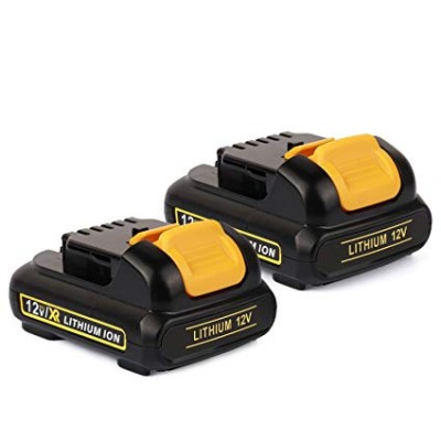DeWALT DCB124-2 - 12V MAX LITHIUM ION BATTERY 3.0AH (2-PACK)