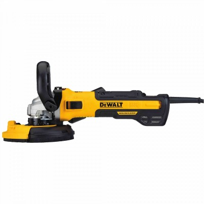 "DEWALT DWE46253 5"" Surfacing Grinder Kit With Kickback Brake"